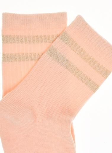 Vero Moda Çorap Bordo